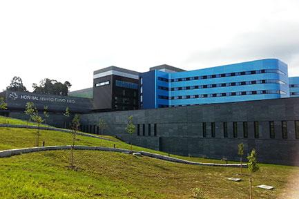ÁLVARO CUNQUEIRO HOSPITAL - VIGO