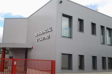 RESIDENCIA O CASTRO (Castroverde - Lugo)