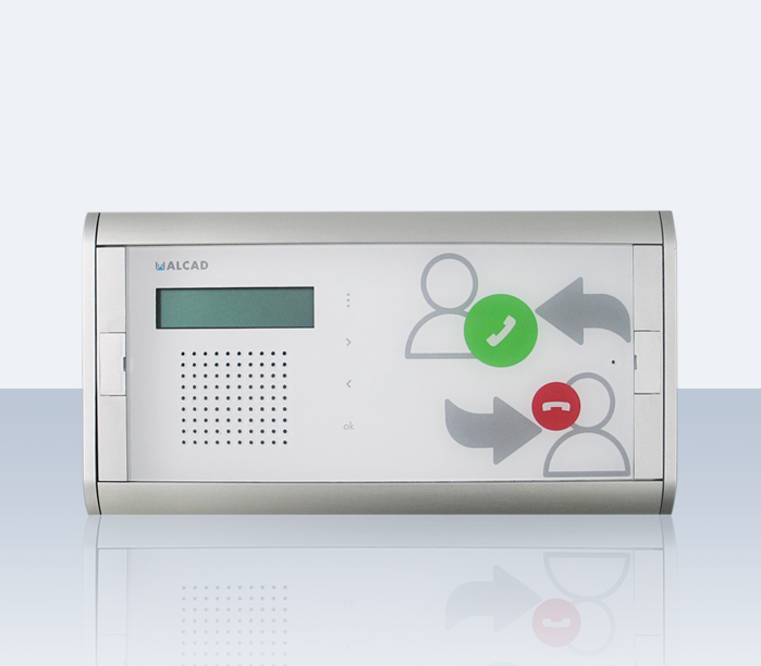 ACCUROrefugium, the 100% IP-based intercom solution for shelters and bathrooms