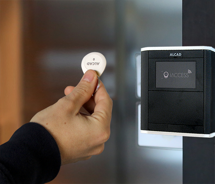 iACCESS: access control system using proximity readers