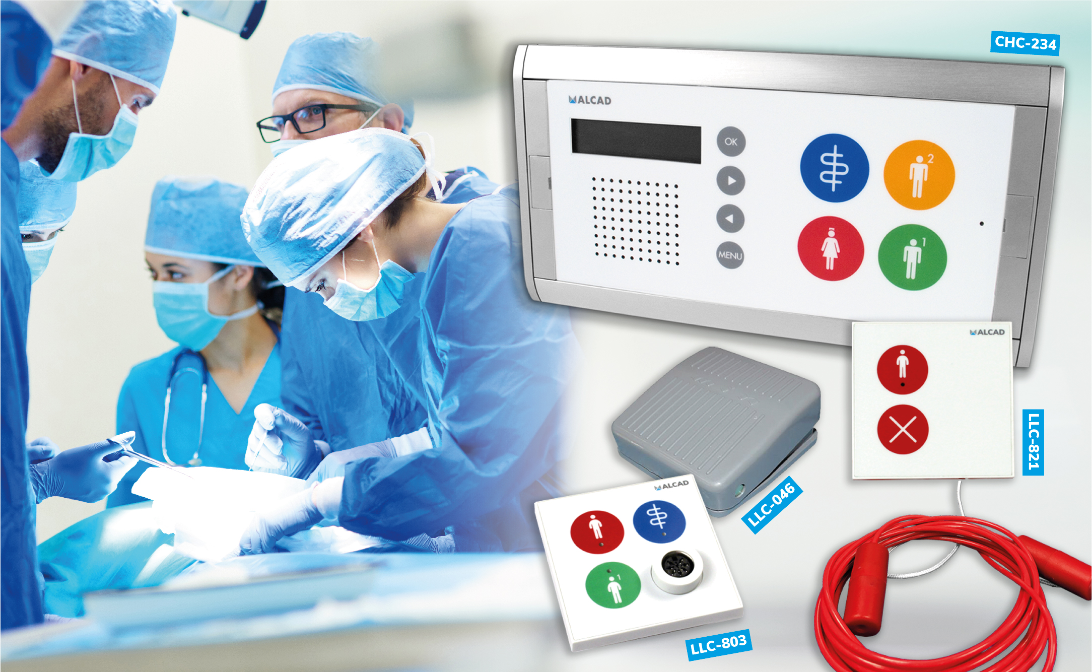 New ACCURO antimicrobial range: resistance and hygiene guaranteed in sensitive environments